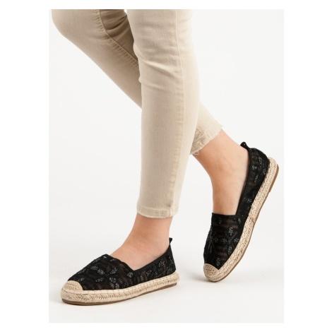 KORONKOWE ESPADRYLE Sweet Shoes