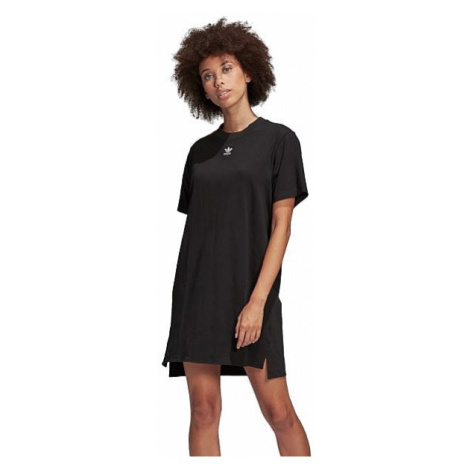 sukienka adidas Originals Trefoil Dress - Black/White