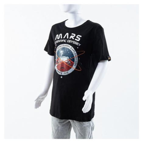 Koszulka dziecięca Alpha Industries Mission To Mars T Kids/Teens 126703 03