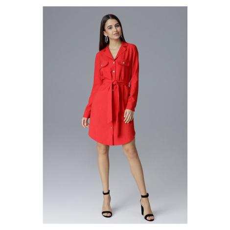 Sukienka kobiety Figl M630