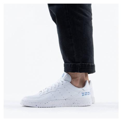 Buty sneakersy adidas Originals Supercourt 'Clean Classics' Vegan FU9728