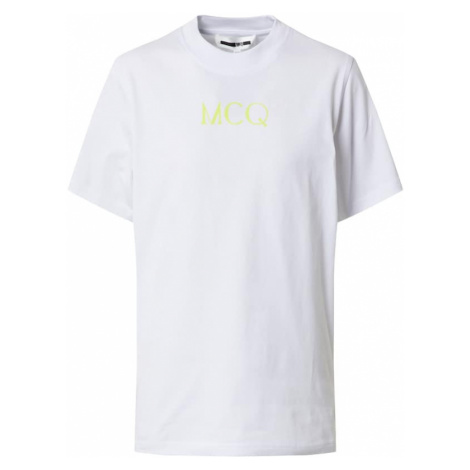 McQ Alexander McQueen Koszulka biały