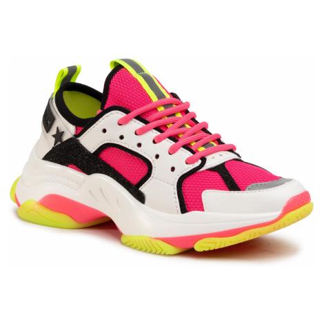 Sneakersy STEVE MADDEN - Gradually SM11000957-04005-913 Fuschia Multi