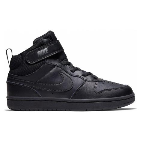 Sneakersy dziecięce Nike Court Borough Mid 2