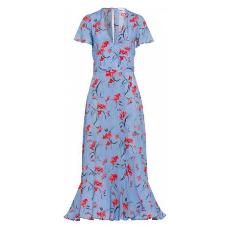 IVY & OAK Letnia sukienka jasnoniebieski / mieszane kolory