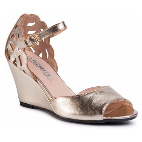 Sandały LIBERO - 1415 111
