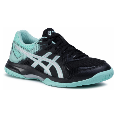Buty ASICS - Gel-Rocket 9 1072A034 Black/Fresh Ice 003