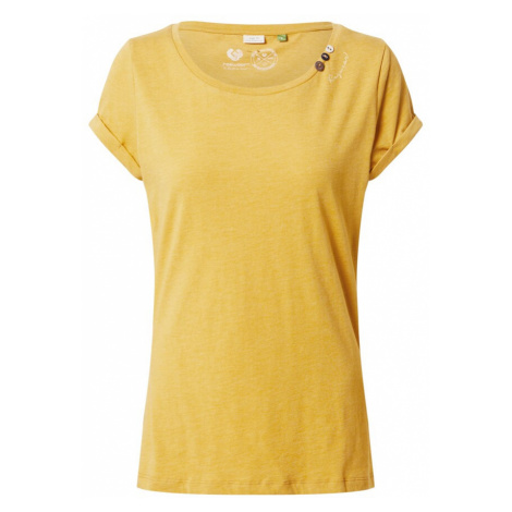 Ragwear Koszulka 'Florah' żółty