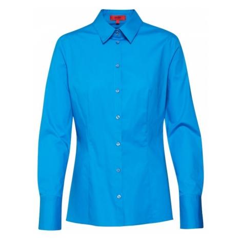 HUGO Bluzka 'Etrixe' niebieski Hugo Boss
