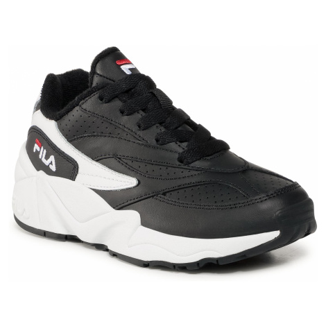 Sneakersy FILA - V94M L Jr 1011084.12S Black/White