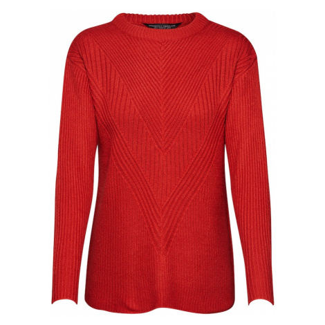 Dorothy Perkins Sweter czerwony