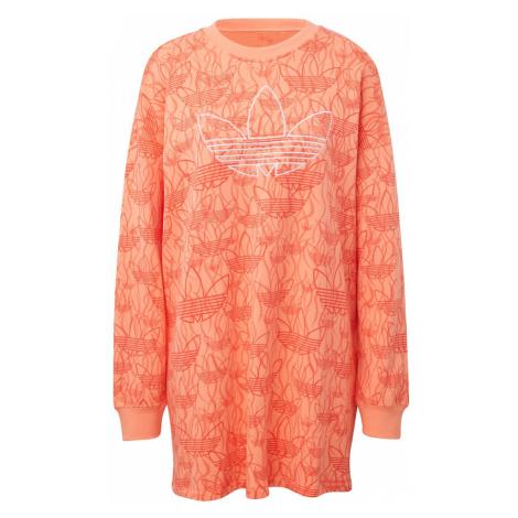 ADIDAS ORIGINALS Sukienka pomarańczowy