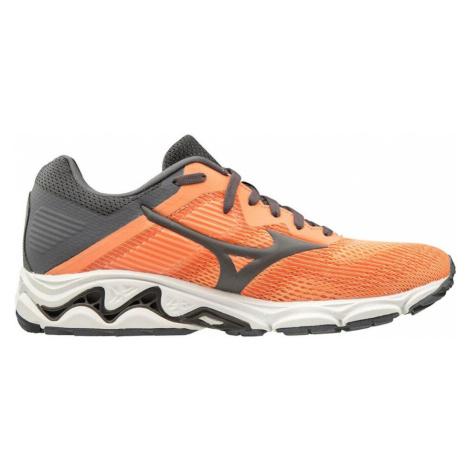 Buty Mizuno Wave Inspire 16 W Pomarańczowe