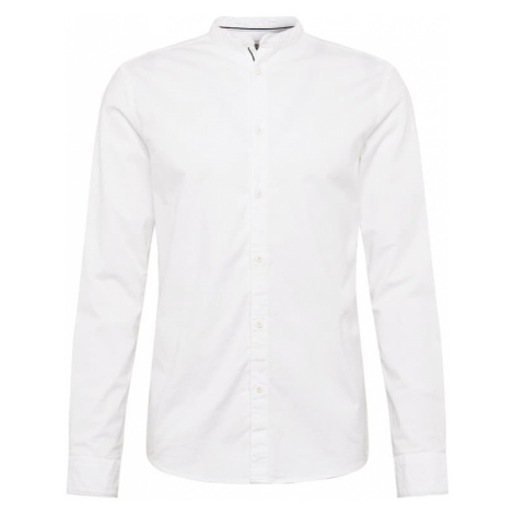 !Solid Koszula biznesowa 'Shirt - Land LS CC Oxford' biały