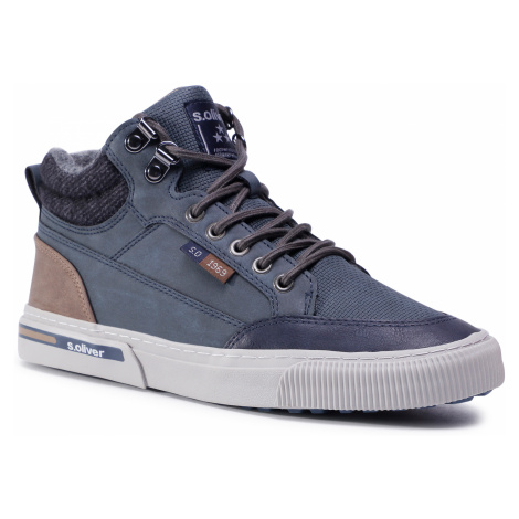 Sneakersy S.OLIVER - 5-15224-35 Navy 805