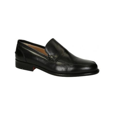 Mokasyn Leonardo Shoes 1247 SIVIGLIA NERO
