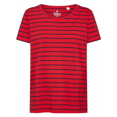 ESPRIT Koszulka 'NOOS OCS T' czerwony
