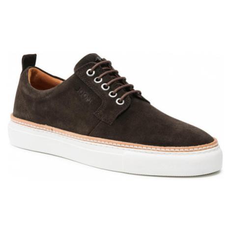 Joop! Sneakersy Velluto 4140005794 Brązowy