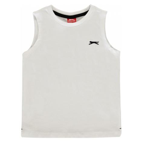 Slazenger Sleeveless T Shirt Infant Boys