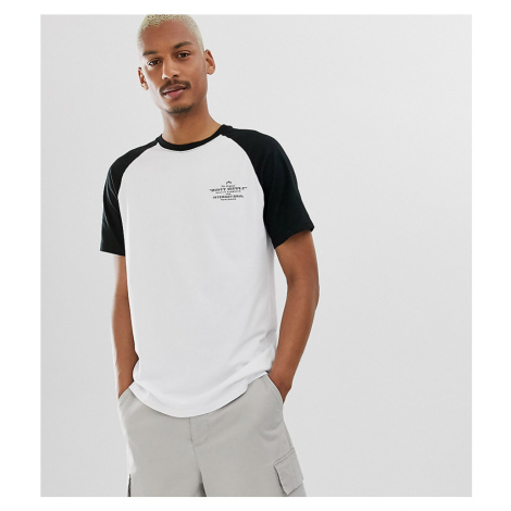 Rusty graphic t-shirt in black & white