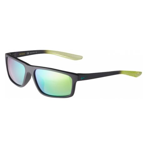NIKE Sportowe okulary przeciwsłoneczne 'CHRONICLE ' zielony