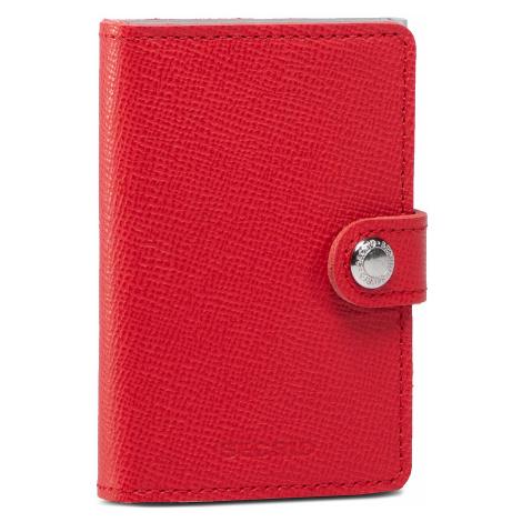 Mały Portfel Damski SECRID - Miniwallet MC Crisple Red