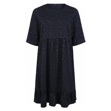 Zizzi Sukienka 'SIGGA' ciemny niebieski