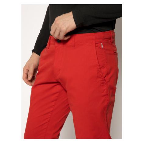 Napapijri Spodnie materiałowe Mana 2 NP0A4E32 Czerwony Regular Fit