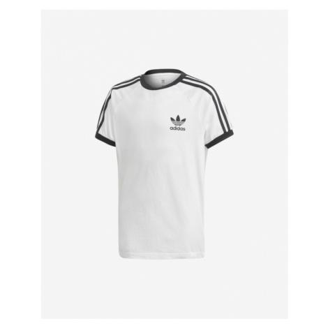 adidas Originals 3-Stripes Koszulka dziecięce Biały