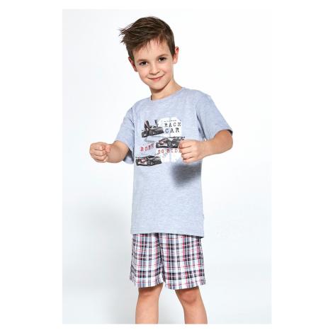 Chłopięca piżama Born to Ride Cornette
