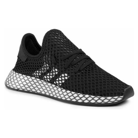 Buty adidas - Deerupt Runner J CG6840 Cblack/Ftwwht/Grefiv