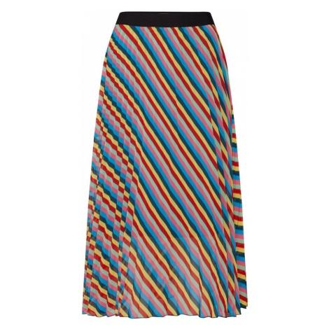 SOAKED IN LUXURY Spódnica 'Prisilla' mieszane kolory