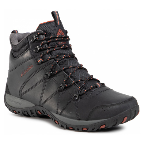 Trekkingi COLUMBIA - Dunwood Mid 1795501010 Black
