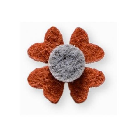 Ombre Clothing Men's lapel pin flower A241