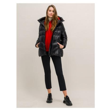 Pinko Spodnie materiałowe 20192 PBK2 1B143Z.7210 Czarny Regular Fit