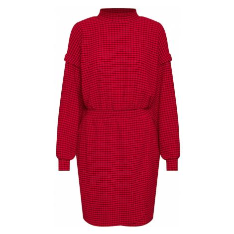 EDITED Sukienka 'Imen' czerwony / czarny