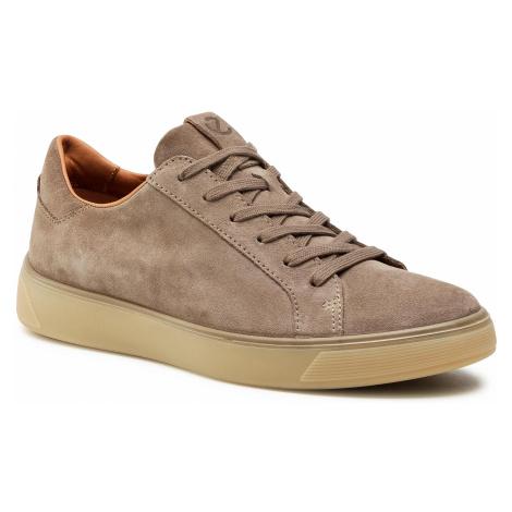 Sneakersy ECCO - Flexure Runner W 50456405114 Navajo Brown