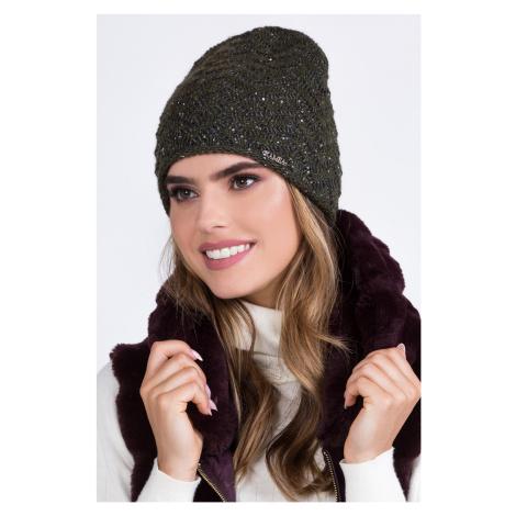 Damska zimowa czapka Wenus Kamea