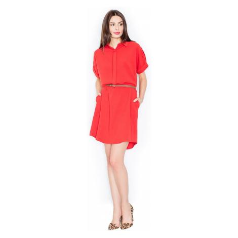 Sukienka kobiety Figl M442