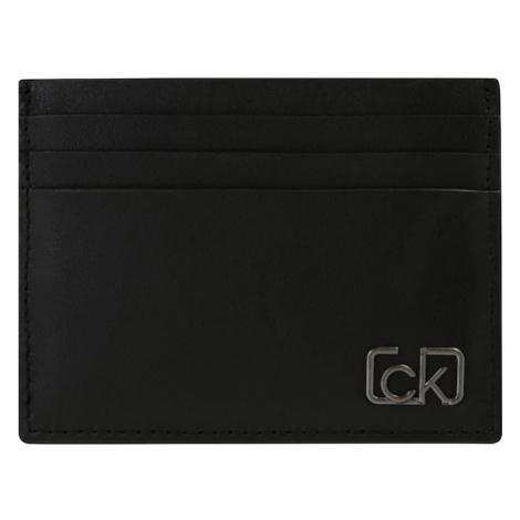 Calvin Klein Portmonetka 'SIGNATURE CARDHOLDER' czarny