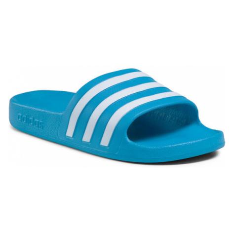 Adidas Klapki adilette Aqua FY8047 Niebieski