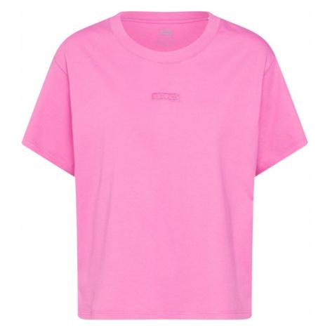 LEVI'S Koszulka 'GRAPHIC VARSITY TEE' różowy Levi´s