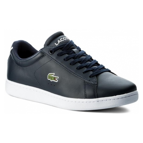 Sneakersy LACOSTE - Carnaby Evo Bl 1 Spm 7-33SPM1002003 Nvy