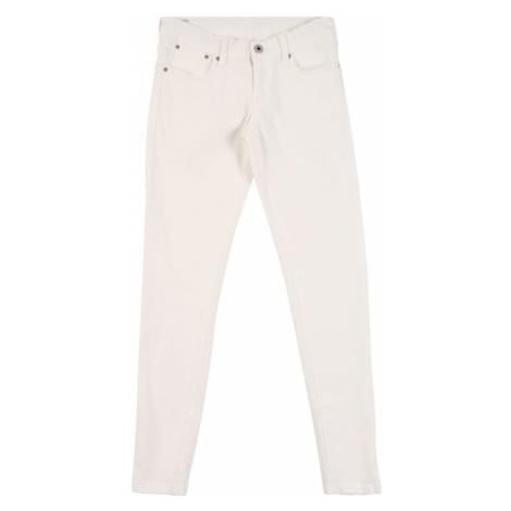 Pepe Jeans Jeansy 'Pixlette' biały