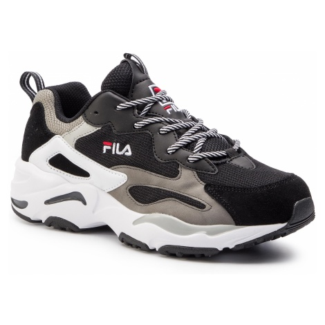 Sneakersy FILA - Ray Tracer 1010685.25Y Black