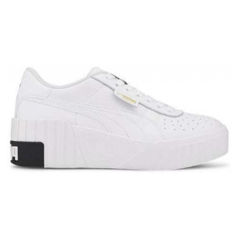 Cali Wedge Sneakers Puma