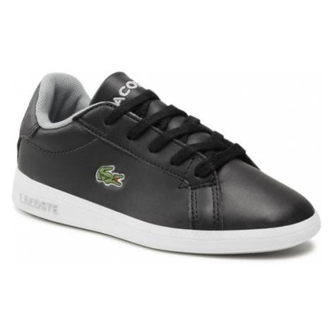 Lacoste Sneakersy Graduate 0721 1 Suc 7-41SUC0006231 Czarny