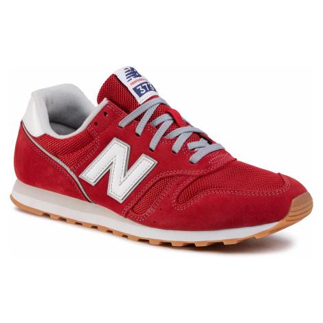 Sneakersy NEW BALANCE - ML373DE2 Czerwony