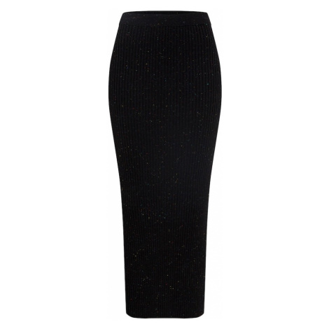 EDITED Spódnica 'Gianna' mieszane kolory / czarny