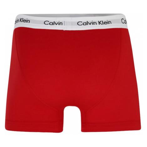 Calvin Klein Underwear Bokserki biały / czerwony / niebieska noc